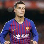 إصابة كوتينيو لاعب وسط برشلونة في الكلاسيكو