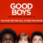 «جود بويز» يتصدر إيرادات السينما في أمريكا الشمالية