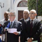 لجنة الحوار والوساطة الجزائرية تبدأ مرحلة جديدة