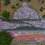 صور  صلاة عيد الأضحى في عواصم عالمية مختلفة