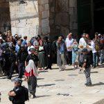 الأردن تطالب بالوقف الفوري لمحاولات الاحتلال بتغيير وضع المسجد الأقصى