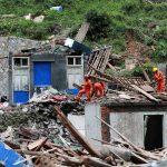 مقتل 7 وإصابة مئات بعد اجتياح إعصارين إقليمين بالصين