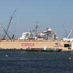الصين ترفض رسو سفينتين للبحرية الأمريكية بميناء هونج كونج