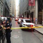 الشرطة الأمريكية: إخلاء محطة مترو في مانهاتن بعد الإبلاغ عن عبوة مشبوهة