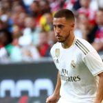 استبعاد هازارد من مباراة ريال مدريد الافتتاحية للموسم بسبب الإصابة