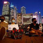 تعليق الاحتجاجات في هونج كونج تزامنا مع ذكرى هجمات 11 سبتمبر