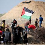 مسيرات العودة.. إصابة 15 فلسطينيا برصاص الاحتلال على حدود غزة