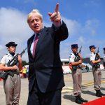رئيس الوزراء البريطاني يوجه رسالة للاتحاد الأوروبي بشأن أيرلندا
