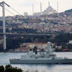 بريطانيا ترسل سفينة حربية جديدة لتعزيز أمن مرور السفن في الخليج