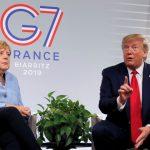 ترامب: مجموعة السبع تقترب من اتفاق بخصوص إيران