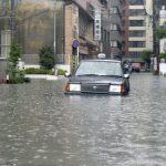 صور| اليابان تصدر تحذيرا بسبب الأمطار