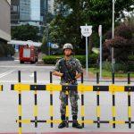 الصين تجري عملية إحلال ومناوبة لقواتها في هونج كونج