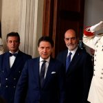 تكليف جوزيبي كونتي بتشكيل حكومة جديدة في إيطاليا