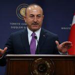 تركيا ترفض انتقاد ماكرون لتوغلها في سوريا وتتهمه بدعم الإرهاب