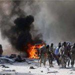 حركة الشباب تعلن مسؤوليتها عن هجوم على قاعدة عسكرية بجنوب الصومال