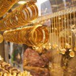 أسعار الذهب تنخفض مع ارتفاع الأسهم بفضل تنازلات ترامب التجارية