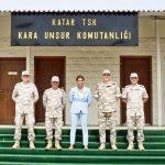 تركياتفتتح قاعدة عسكرية كبرى بقطر