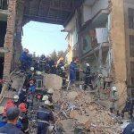 ارتفاع عدد قتلى انهيار مبنى في أوكرانيا إلى 8 أشخاص