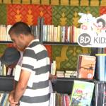 متعة واستفادة.. مكتبة شاطئية بالمغرب للتشجيع على القراءة