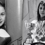 مصرع بطلة العالم للكيك بوكسينج فاطمة جاغولوفا ووصيفتها