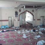 مقتل 4 مصلين في تفجير مسجد غربي باكستان