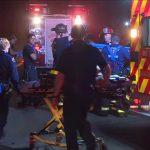 إصابة 22 شخصا في حادث قطار بولاية كاليفورنيا الأمريكية