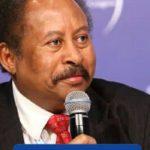 حمدوك: نسعى لتحقيق الانتقال الديمقراطي والسلام الشامل بالسودان