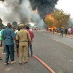 تنزانيا.. 62 قتيلاً وإصابة 72 في انفجار شاحنة صهريج