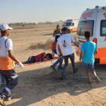 إصابة 49 فلسطينيا في مواجهات مع قوات الاحتلال شرق قطاع غزة