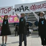 واشنطن وسيول ستجريان المناورات العسكرية رغم تحذيرات بيونج يانج