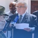 الجزائر: «غزل متبادل» بين رئيس الأركان وأعضاء هيئة الحوار