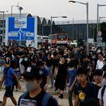 أمريكا تحث جميع الأطراف في هونج كونج على تجنب العنف