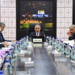 الحكومة الفلسطينية تنفي تهديد الاتحاد الاوروبي بوقف مساعداته