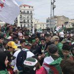 تجدد مظاهرات الطلبة الجزائريين للأسبوع الـ26