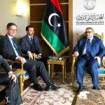 ألمانيا تهدف إلى استضافة مؤتمر من أجل الاستقرار في ليبيا