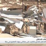 الاحتلال يهدم 7 بيوت فلسطينية بالخليل.. تعرف على التفاصيل