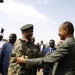 تفاصيل مباحثات الرئيس الاريتيري ورئيس مجلس السيادة السوداني