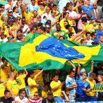 جمهور الدوري البرازيلي يملأ المدرجات رغم سوء المباريات