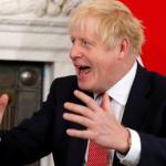 جونسون : بريطانيا تعتقد أن إيران مسؤولة عن الهجمات بالسعودية