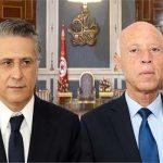 التلفزيون التونسي: مستعدون لإجراء مناظرة بين سعيّد والقروي من داخل السجن