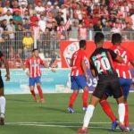 المغرب التطواني يحقق انتصاره الثاني على التوالي