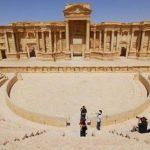 مخرج سوري يسلط الضوء على مدينة تدمر الأثرية بفيلم روائي جديد