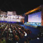 نجوم وجوائز وشراكة مع اليونيسف في افتتاح مهرجان الجونة السينمائي