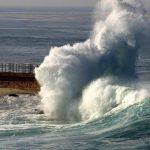 ارتفاع منسوب البحار في الصين بسبب تغير المناخ