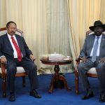 رئيس الوزراء السوداني في جوبا لدعم خارطة سلام جديدة
