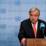 الأمم المتحدة تدعو لبدء تحرك لمواجهة التغير المناخي في 2021