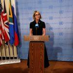 سفيرة أمريكا بالأمم المتحدة: المعلومات بشأن هجمات السعودية تشير إلى مسؤولية إيران
