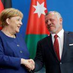 ميركل تنتقد خطة نتنياهو لضم غور الأردن