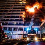 مصرع 11 شخصا في حادث حريق مستشفى في ريو دي جانيرو بالبرازيل