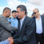 الوفد الأمني المصري يصل إلى قطاع غزة
